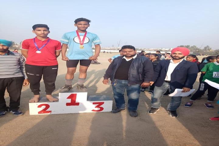 Adarsh Public School- Sports Winner