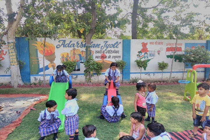 Adarsh Public School-Kinds Park