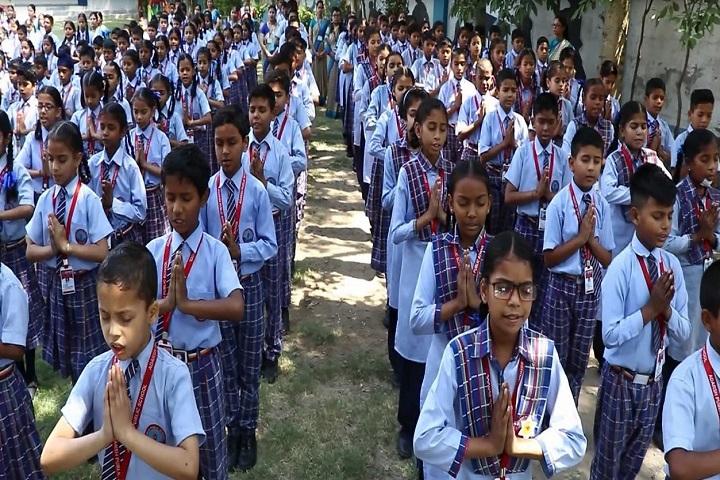 Adarsh Public School-Prayer