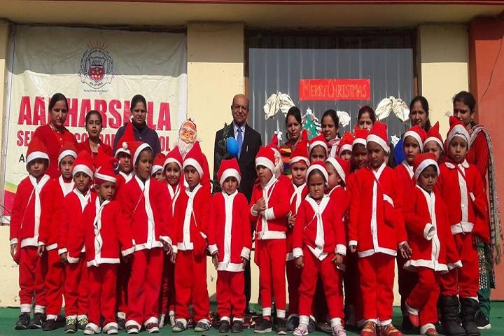 Adharshila The Foundation-Christmas Carnival