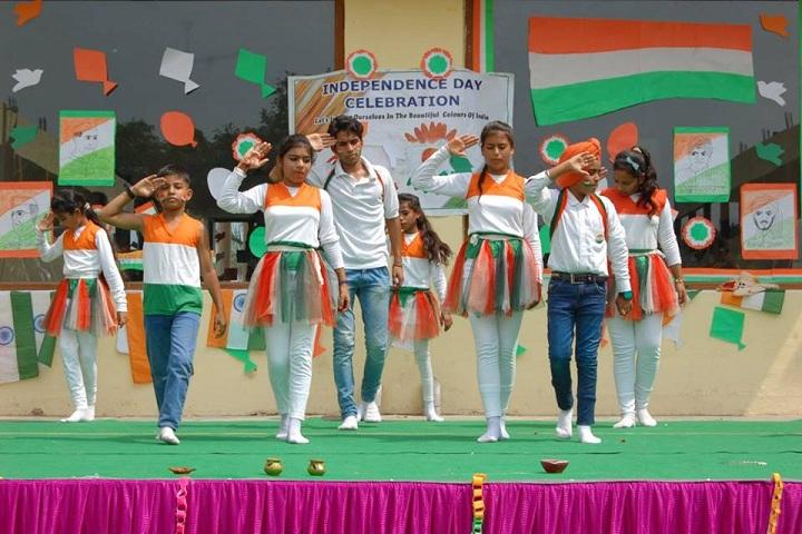 Adharshila The Foundation-Patriotic Day