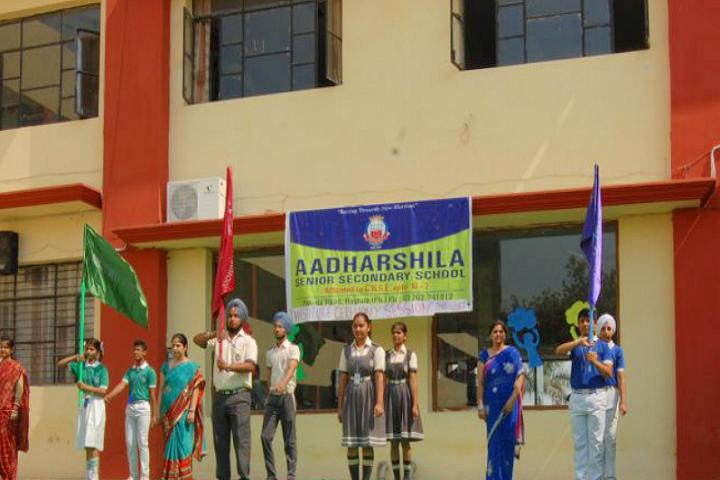 Adharshila The Foundation-Event