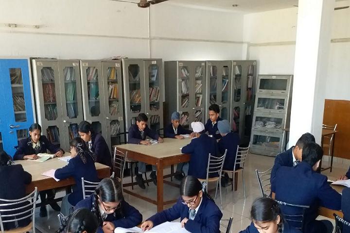 Adharshila The Foundation-Library