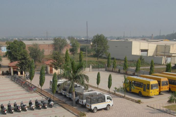 Adharshila The Foundation-Transport
