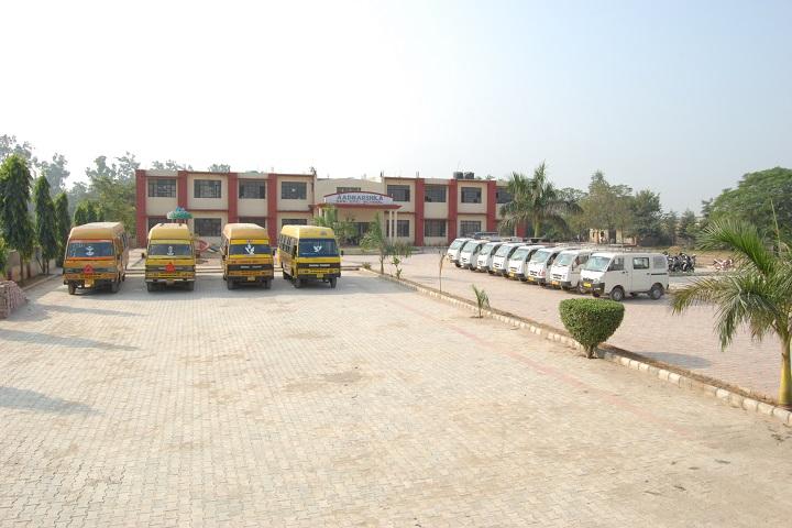 Adharshila The Foundation-Bus