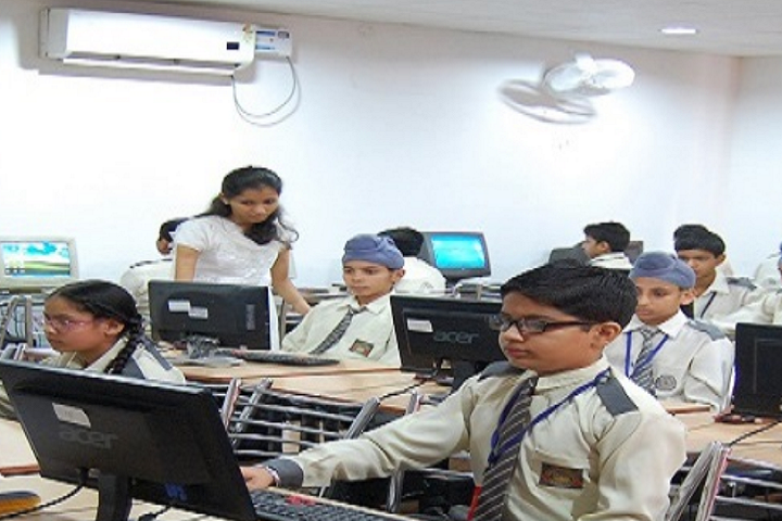 Adharshila The Foundation-Computer Lab