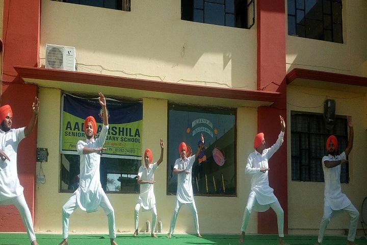Adharshila The Foundation-Dance