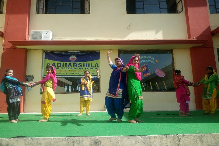 Adharshila The Foundation-Festival Celebration