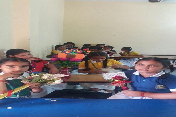 Adharshila The Foundation-Flower Making