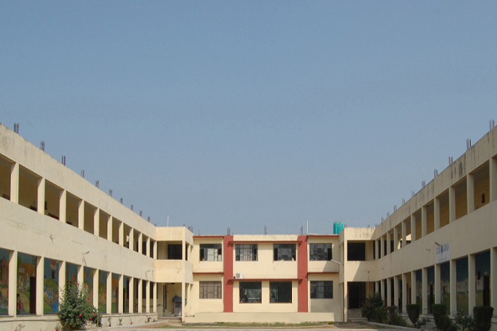 Adharshila The Foundation-School Inner View