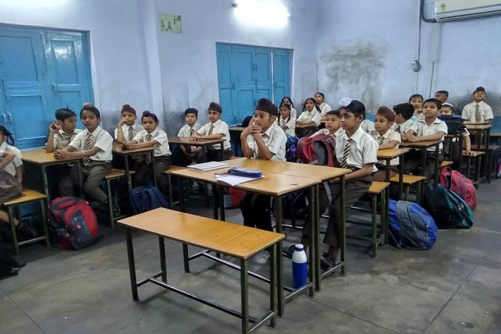 Aggarsain International Public School-Classroom