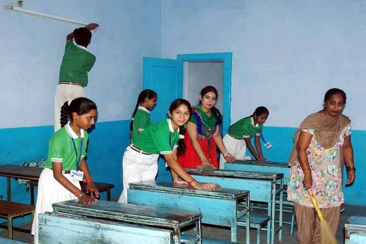 Aggarsain International Public School-Swacch Bharat