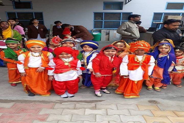 Aggarsain International Public School-Culturals