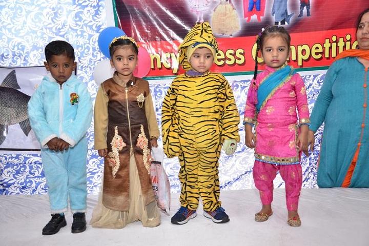 Aggarsain International Public School-Fancy Dress