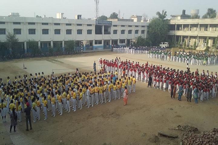 Aggarsain International Public School-Sports