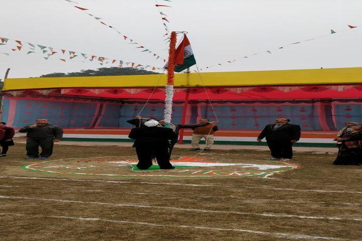 Gurukul Vidyapeeth-Flag Hosting