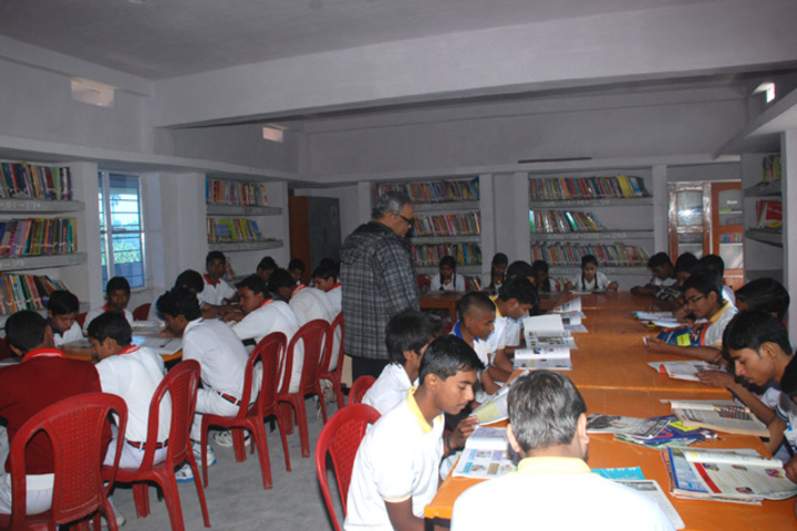 Gurukul Vidyapeeth-Library