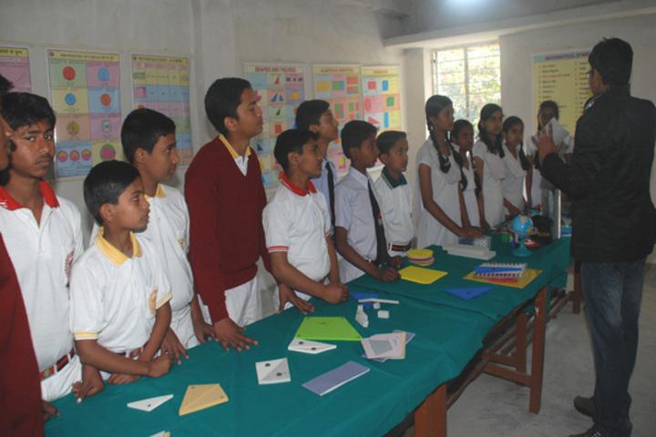 Gurukul Vidyapeeth-Maths Lab
