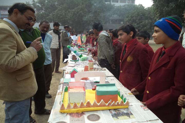 Gurukul Vidyapeeth-Science Exhibition