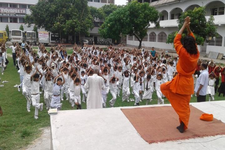 Gurukul Vidyapeeth-Yoga