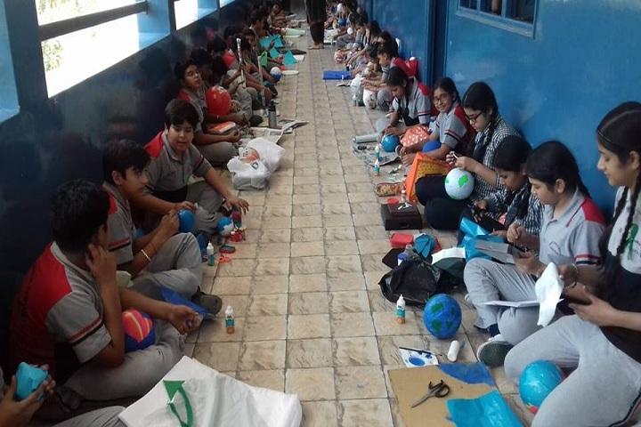 Ajanta Public School-Activity