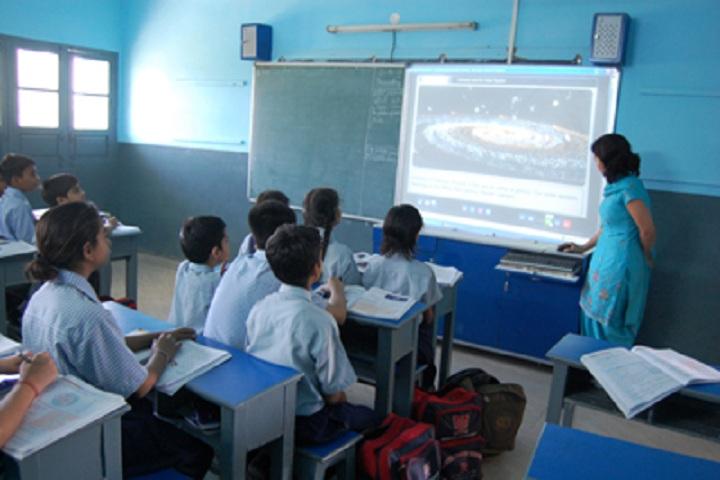Ajanta Public School-Smart Class