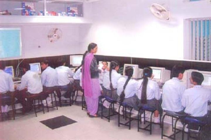 Ajanta Public School-Computer Labs
