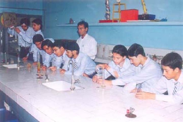Ajanta Public School-Labs