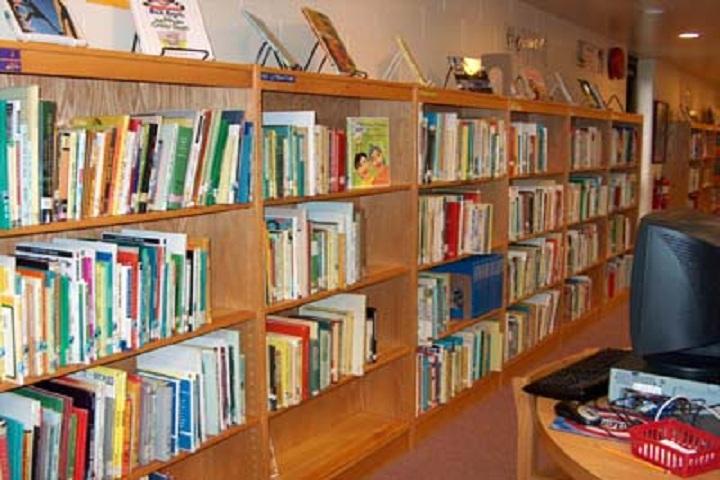 Ajanta Public School-Library