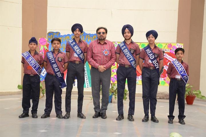 Ajit Karam Singh International Public School-Investiture Ceremony