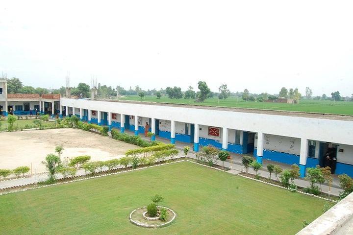 Akal Academy-School Lawn