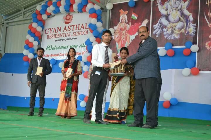 Gyan Asthali Residential School-Annual Day