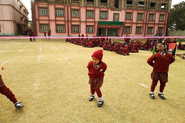 Gyan Asthali Residential School-Games