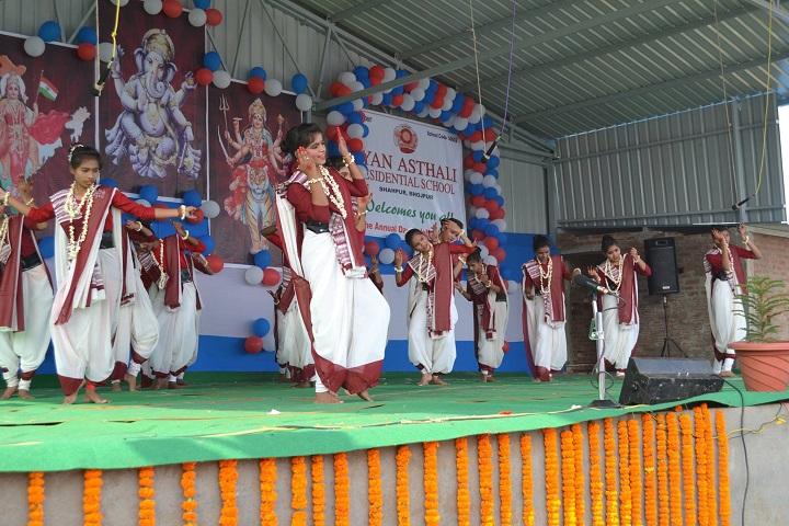 Gyan Asthali Residential School-Cultural Fest