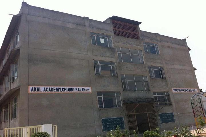 Akal Academy-School View