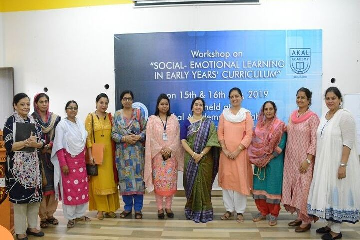 Akal Academy-Staff