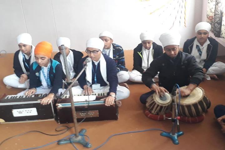 Akal Academy-Musical Event