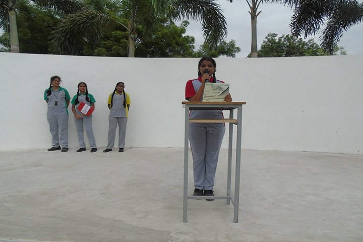Akshara The School-Speech