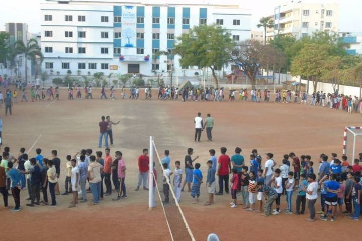 Akshara The School-Ground