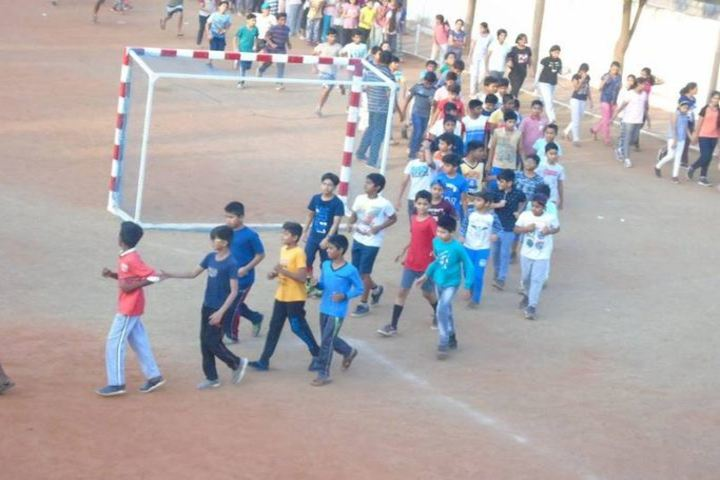 Akshara The School-Sports