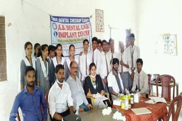 Gyan Bharti Educational Complex-Medical Camp