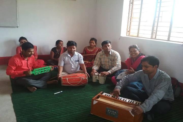 Gyan Bharti Educational Complex-Music Activity