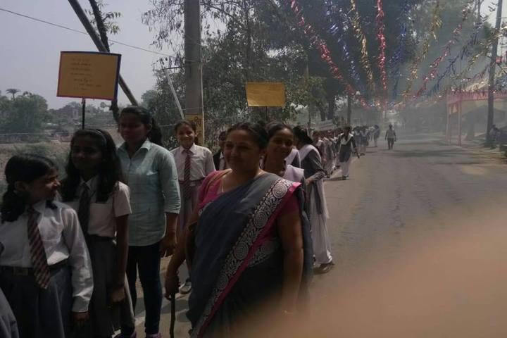 Gyan Bharti Educational Complex-Rally