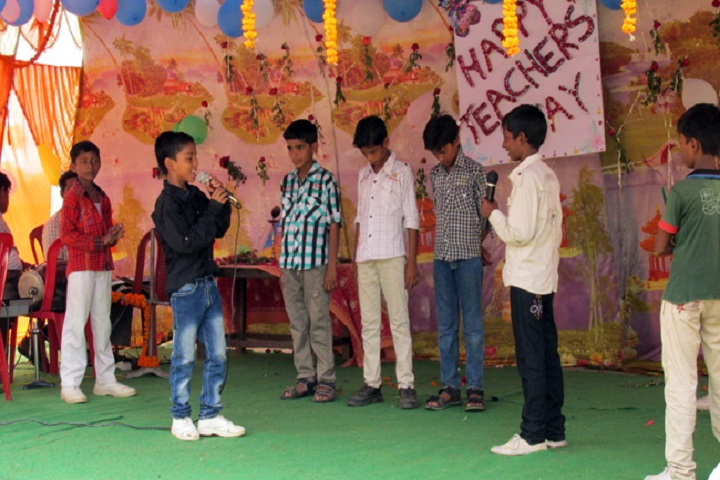 Gyan Bharti Educational Complex-Childrens Day