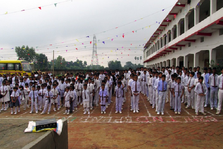 Gyan Bharti Educational Complex-Independence Day Celebrations