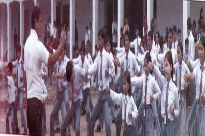Gyan Bharti Educational Complex-Karate