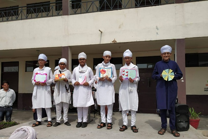 Akal Academy-Prize Distribution