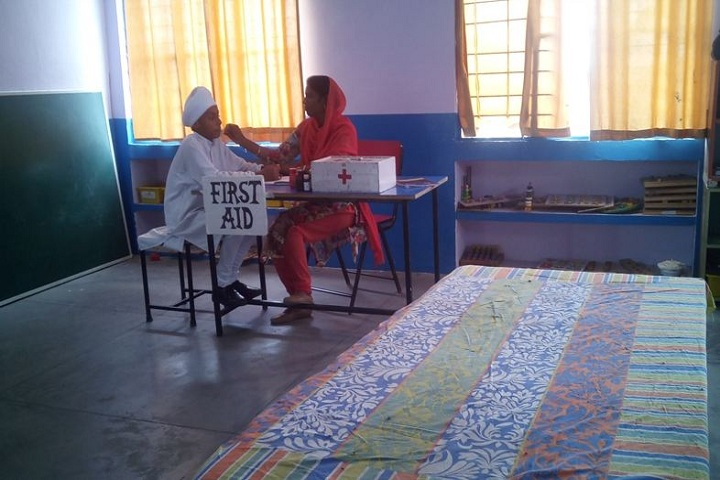 Akal Academy-Medical care