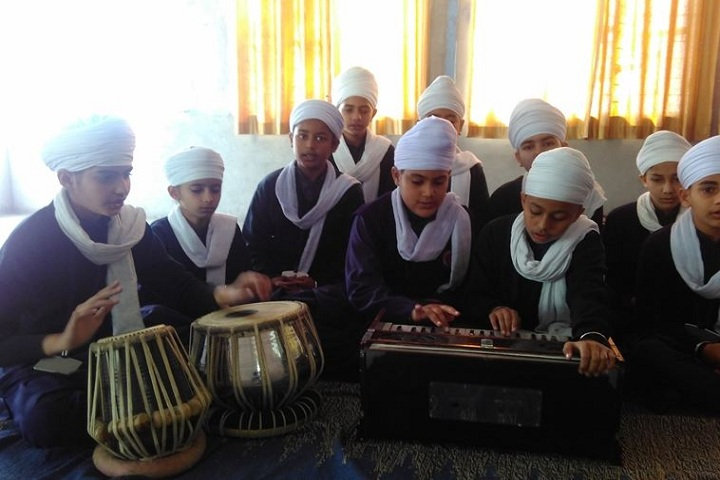 Akal Academy-Music Room