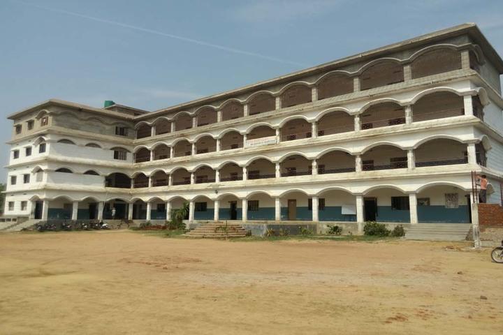 Gyan Bharti Global School-Campusview